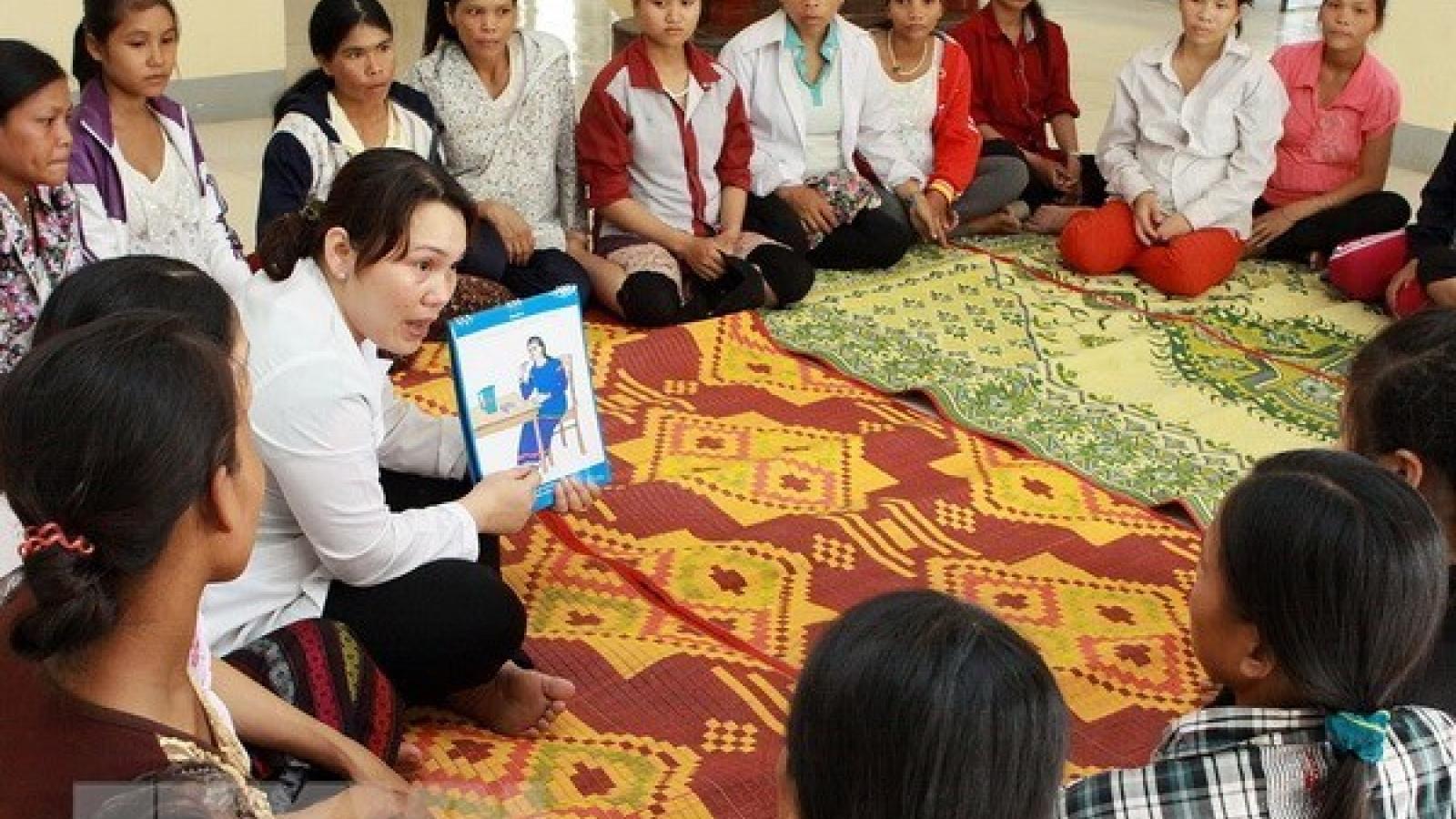 Australia, WB supports Vietnam's data gender survey