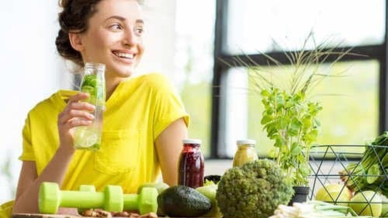 5 thức uống giúp giảm cân kể cả khi đang ngủ