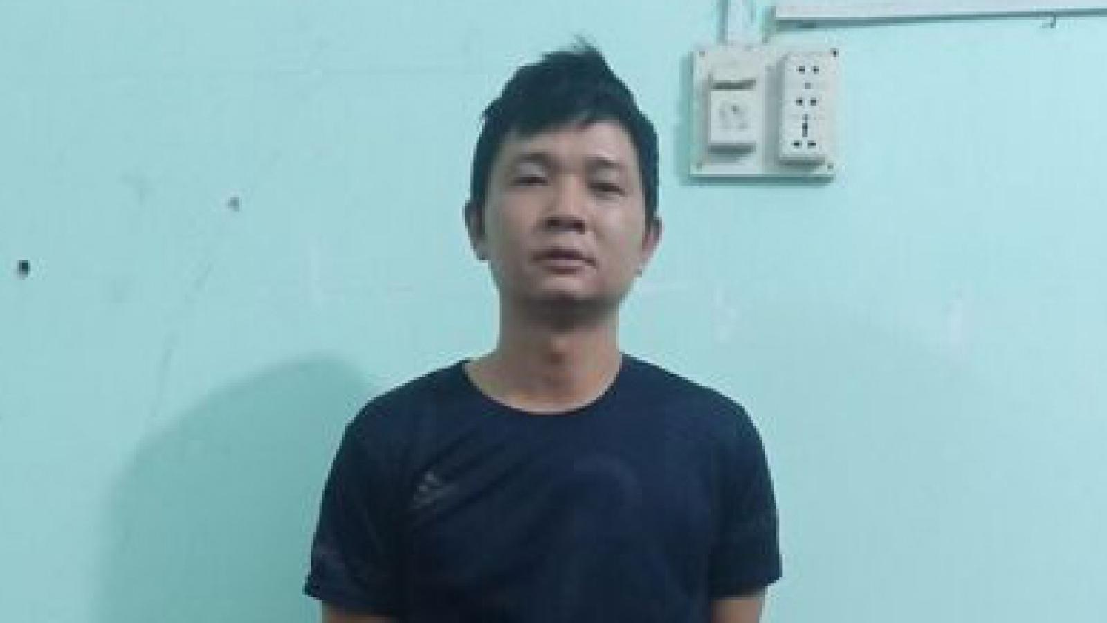 Bắt khẩn cấp đối tượng giết cha ruột tại Bắc Giang