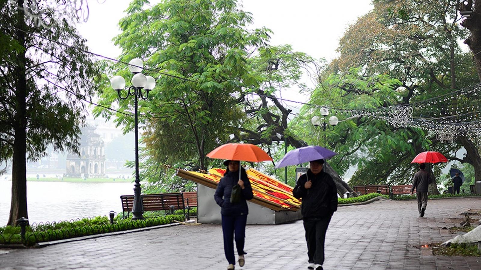 Dự báo thời tiết hôm nay (4/3): Miền Bắc mưa nhỏ, trời rét