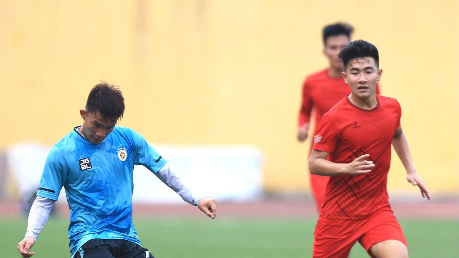 Hà Nội FC vùi dập Phú Thọ, gửi chiến thư tới Hải Phòng