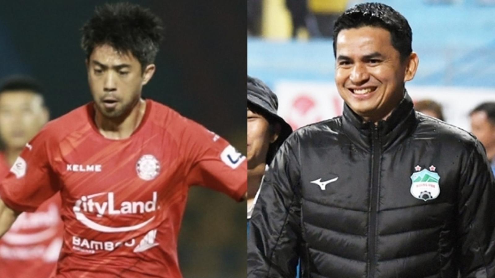 """HAGL - TPHCM: Lee Nguyễn """"thêm một lần đau"""" trước Kiatisuk?"""