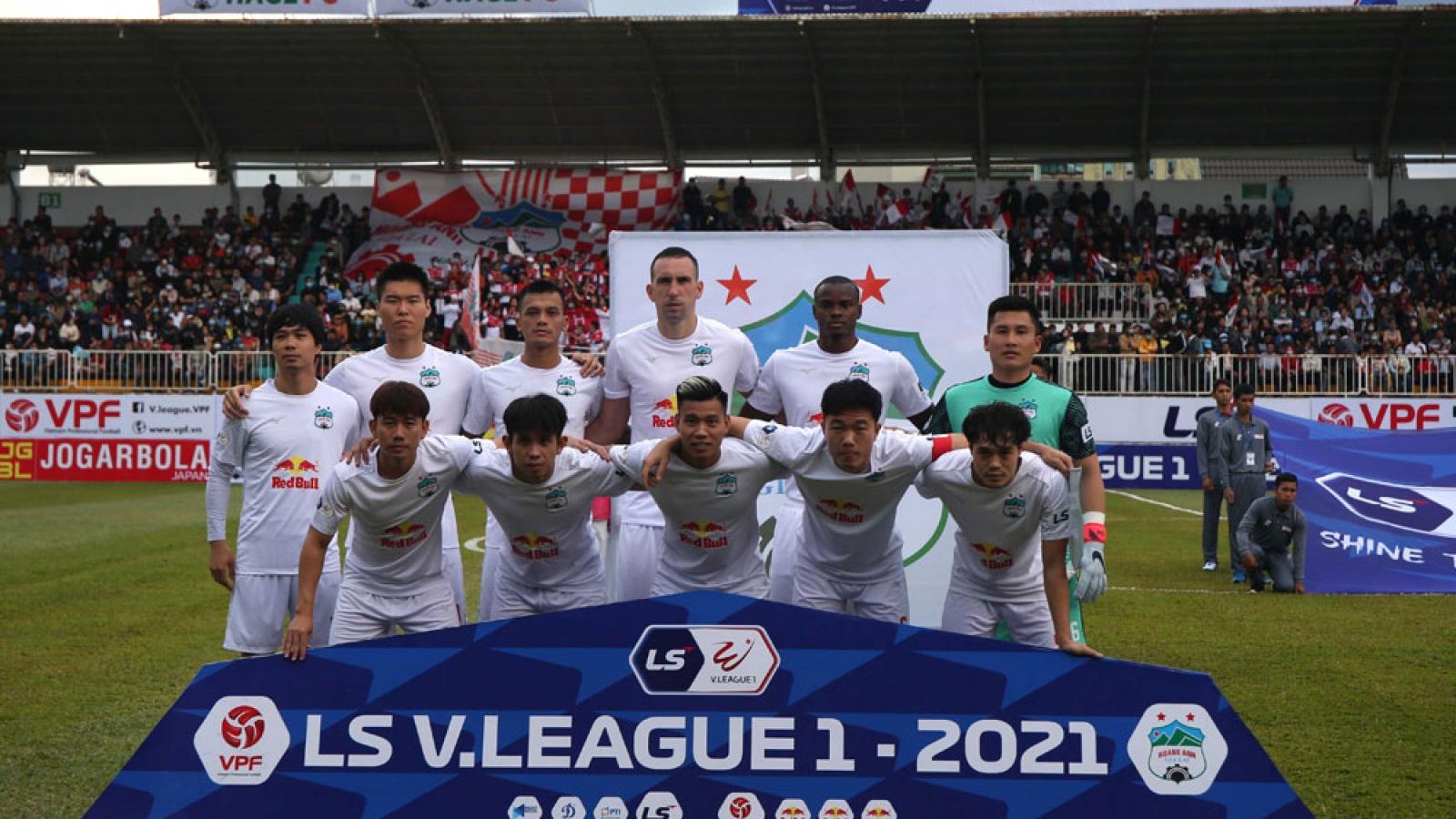 Dự đoán kết quả, đội hình xuất phát trận HAGL – Bình Định