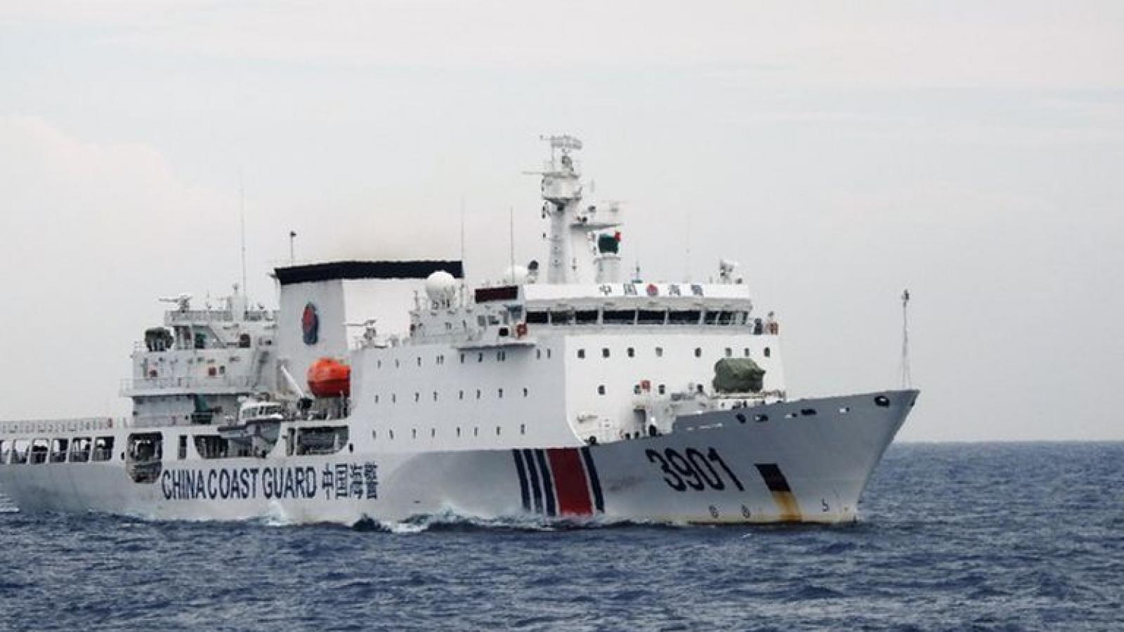 Nhật Bản tiếp tục bày tỏ lo ngại về tính pháp lý của Luật Hải cảnh Trung Quốc