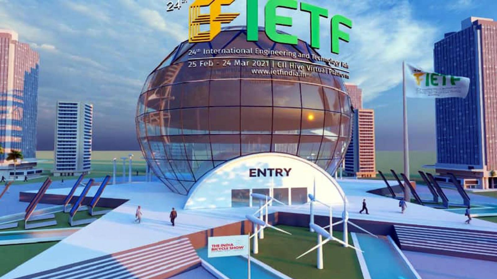 Doanh nghiệp Việt quảng bá sản phẩm cơ khí, điện và điện tử tại Ấn Độ