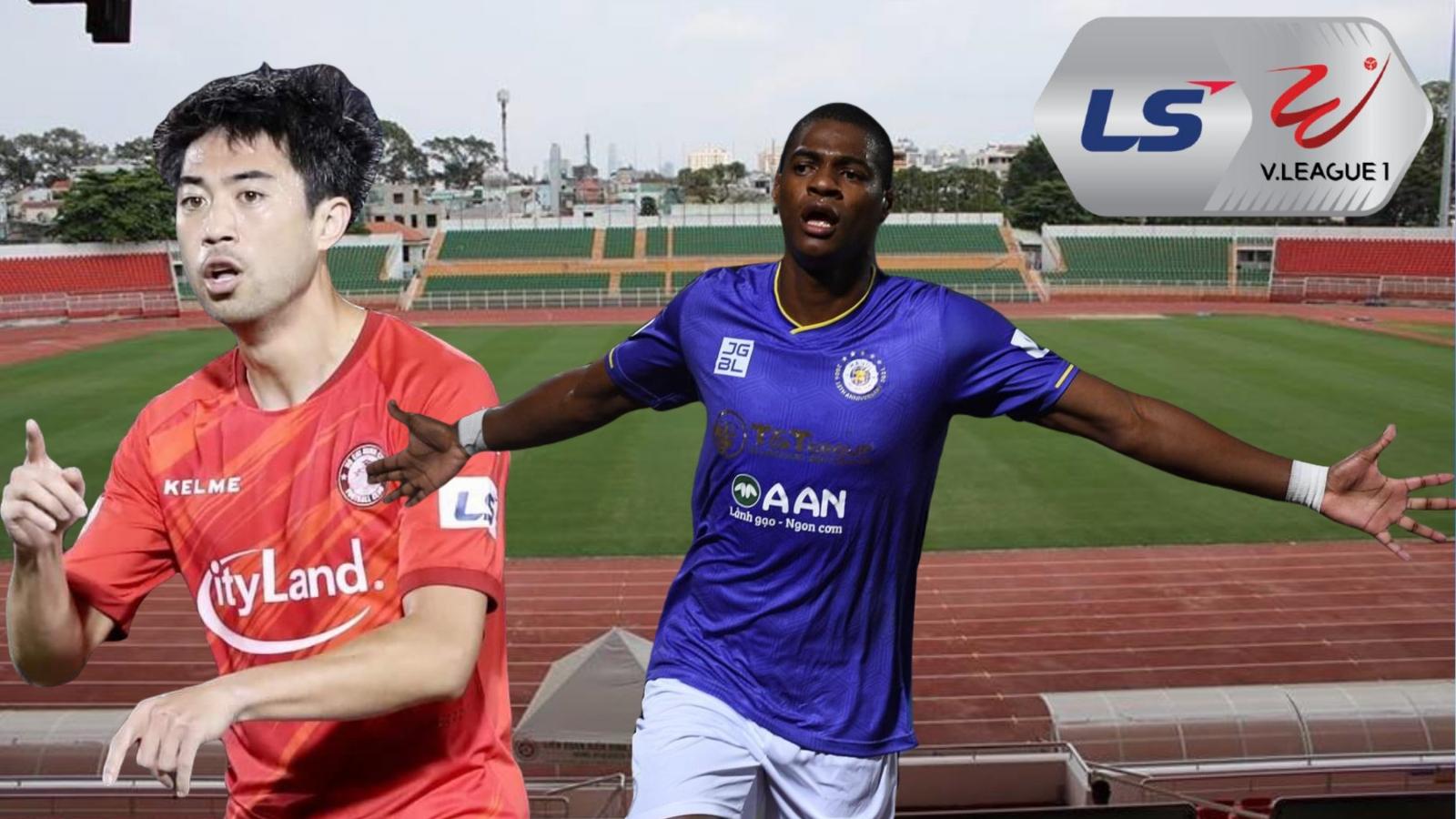 Dự đoán kết quả, đội hình xuất phát trận CLB TPHCM – Hà Nội FC