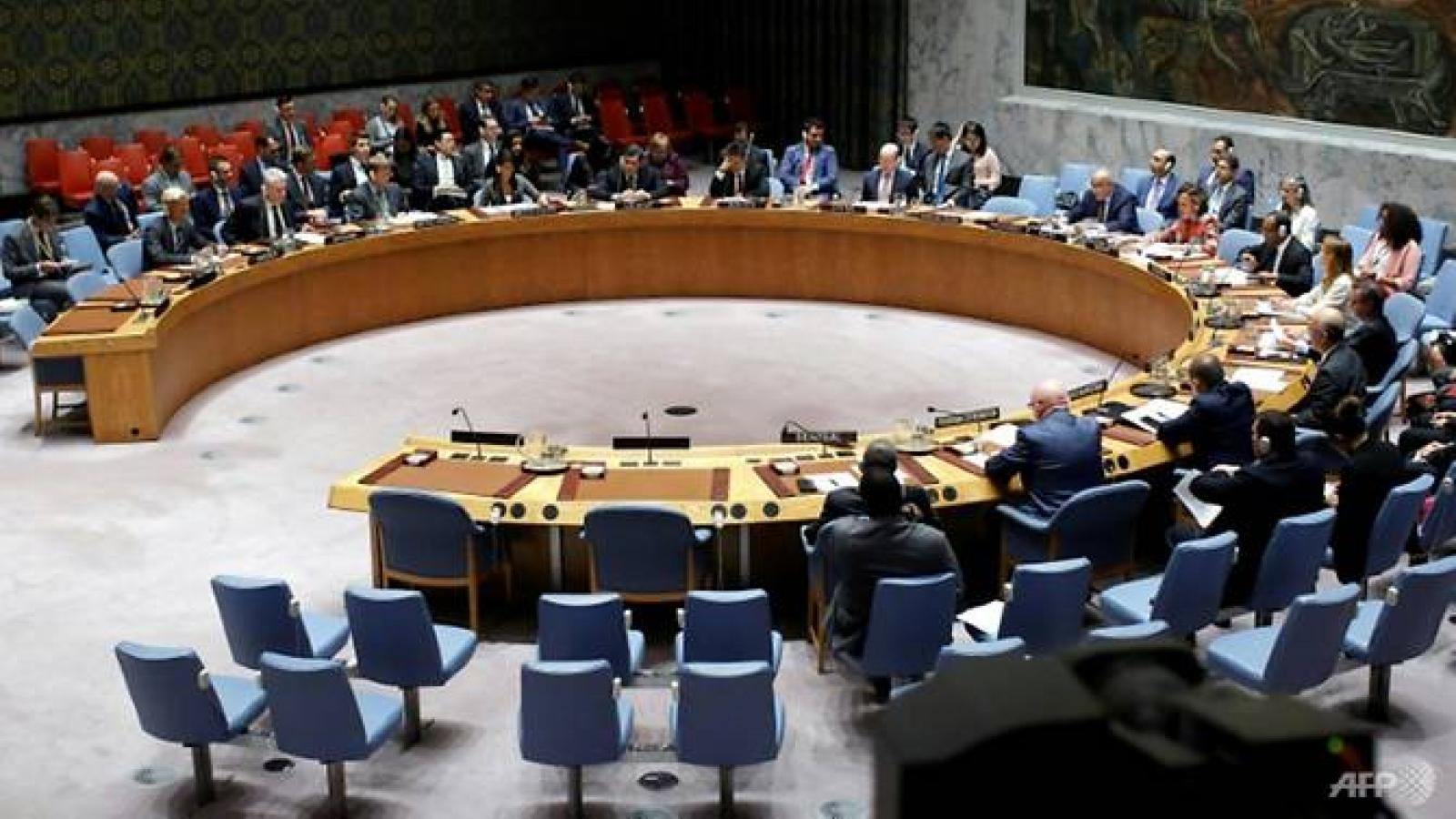 Hội đồng Bảo an họp kín sau khi bị Triều Tiên chỉ trích thể hiện tiêu chuẩn kép