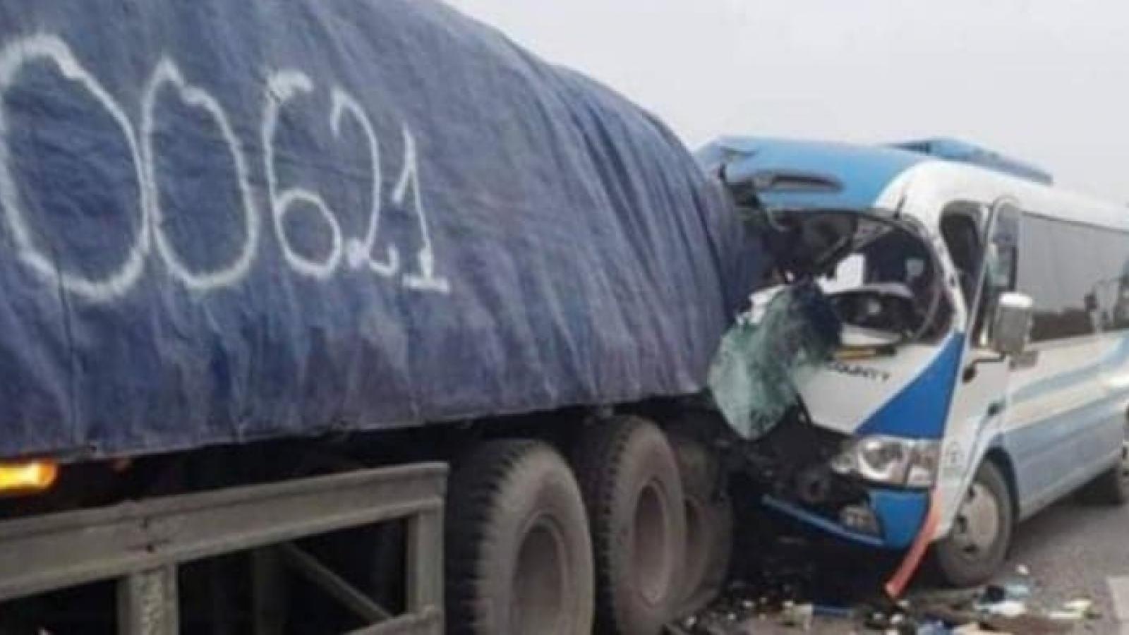 Tai nạn giao thông tại Nghệ Ankhiến 1 người tử vong