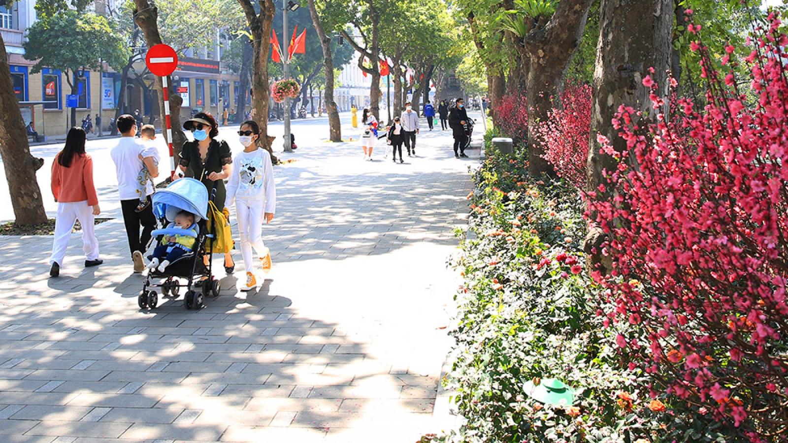 Thời tiết ngày 13/3: Hà Nội nắng ấm 28 độ, Điện Biên Phủ nhiệt độ có thể lên 32 độ