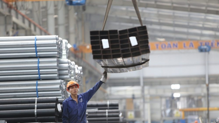 Iron and steel exports witness big leap