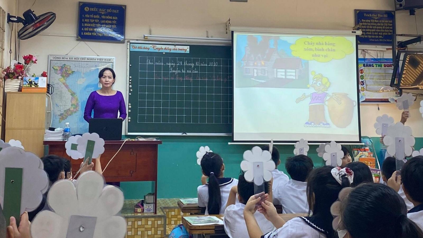 TP.HCM đề xuất hỗ trợ học phí cho 23.000 học sinh tiểu học tư thục