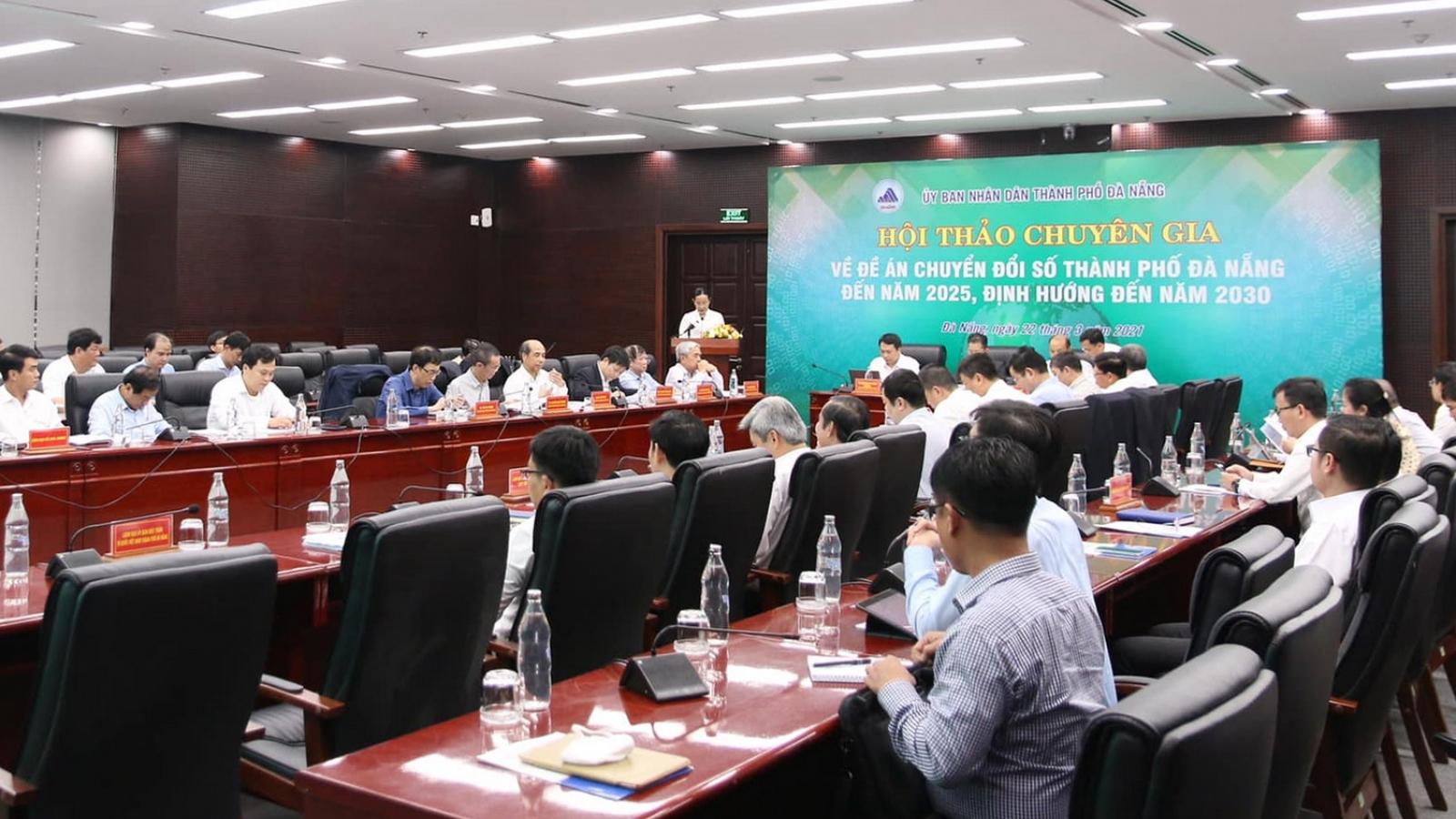 Chuyển đổi số tại Đà Nẵng lấy người dân, doanh nghiệp làm trung tâm.