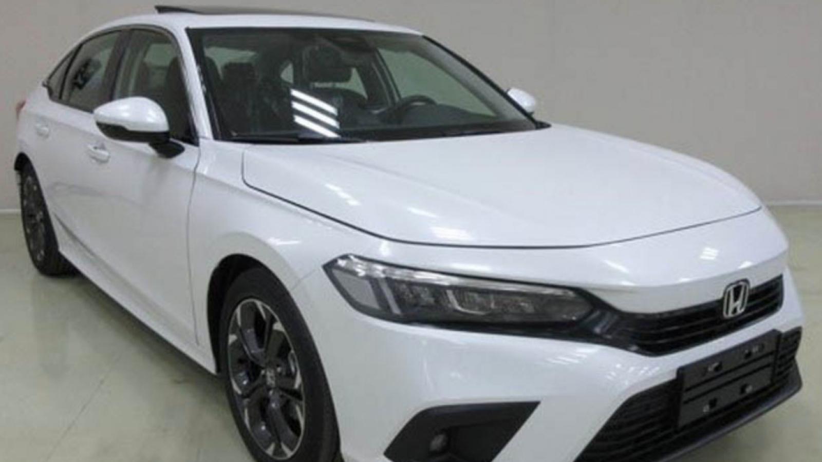 Honda Civic Sedan 2022 cho thị trường Trung Quốc