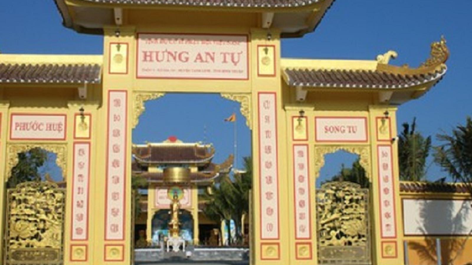 Sở Y tế Bình Thuận lập đoàn kiểm tra nơi hành nghề của ông Võ Hoàng Yên