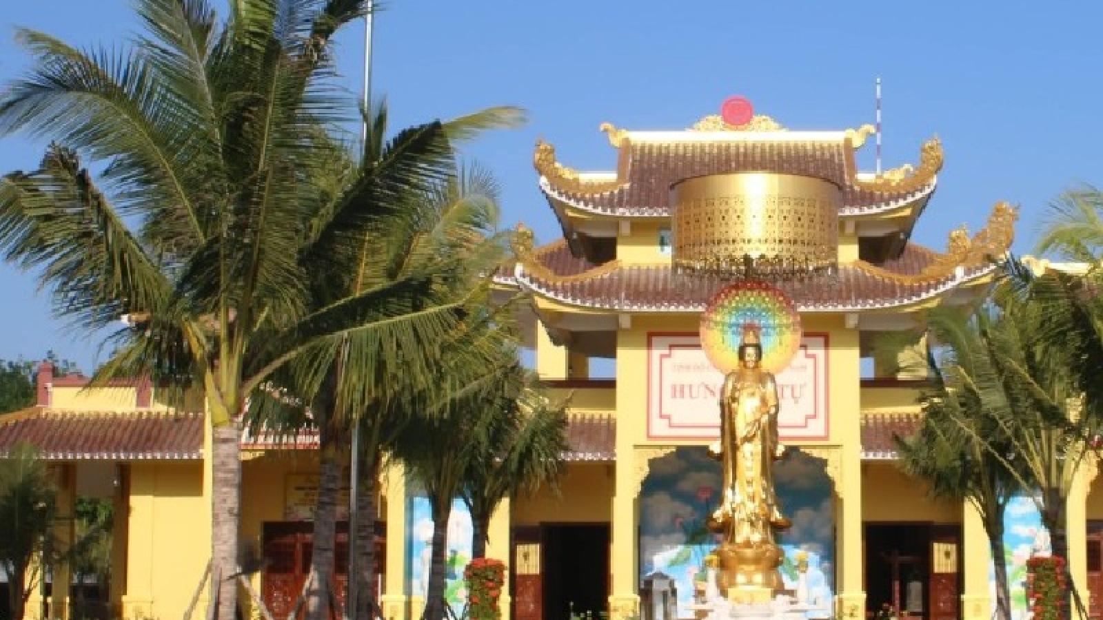 Sở Y tế Bình Thuận báo cáo việc hành nghề của ông Võ Hoàng Yên