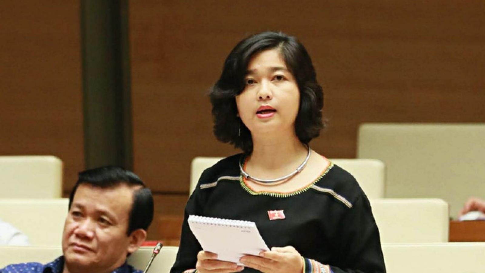 Lựa chọn đại biểu Quốc hội nói lên được tiếng nói của đồng bào dân tộc