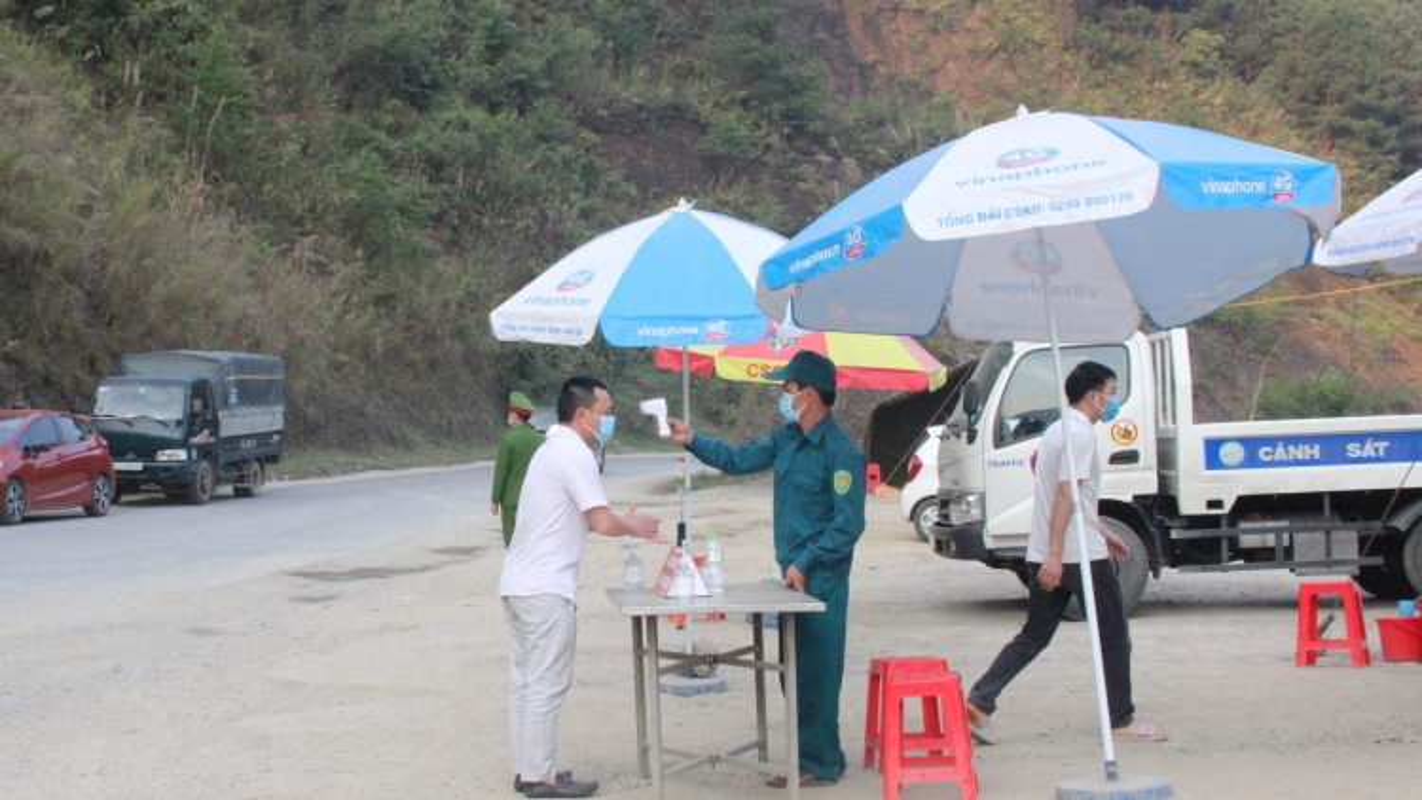 Bắc Kạn dừng hoạt động các chốt kiểm dịch y tế liên ngành cửa ngõ