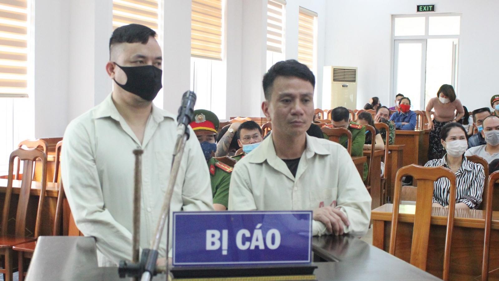 3 năm 9 tháng tù cho 2 kẻ chống người thi hành công vụ và tàng trữ ma túy