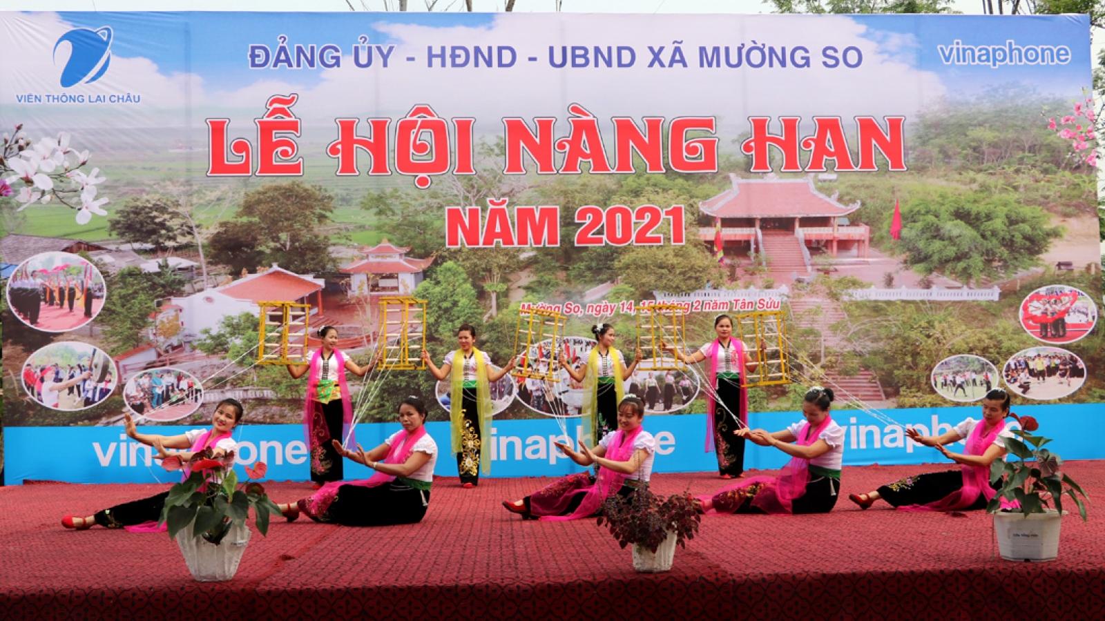 Khai mạc lễ hội Nàng Han - hoạt động tưởng nhớ nữ tướng anh hùng dân tộc Thái Tây Bắc