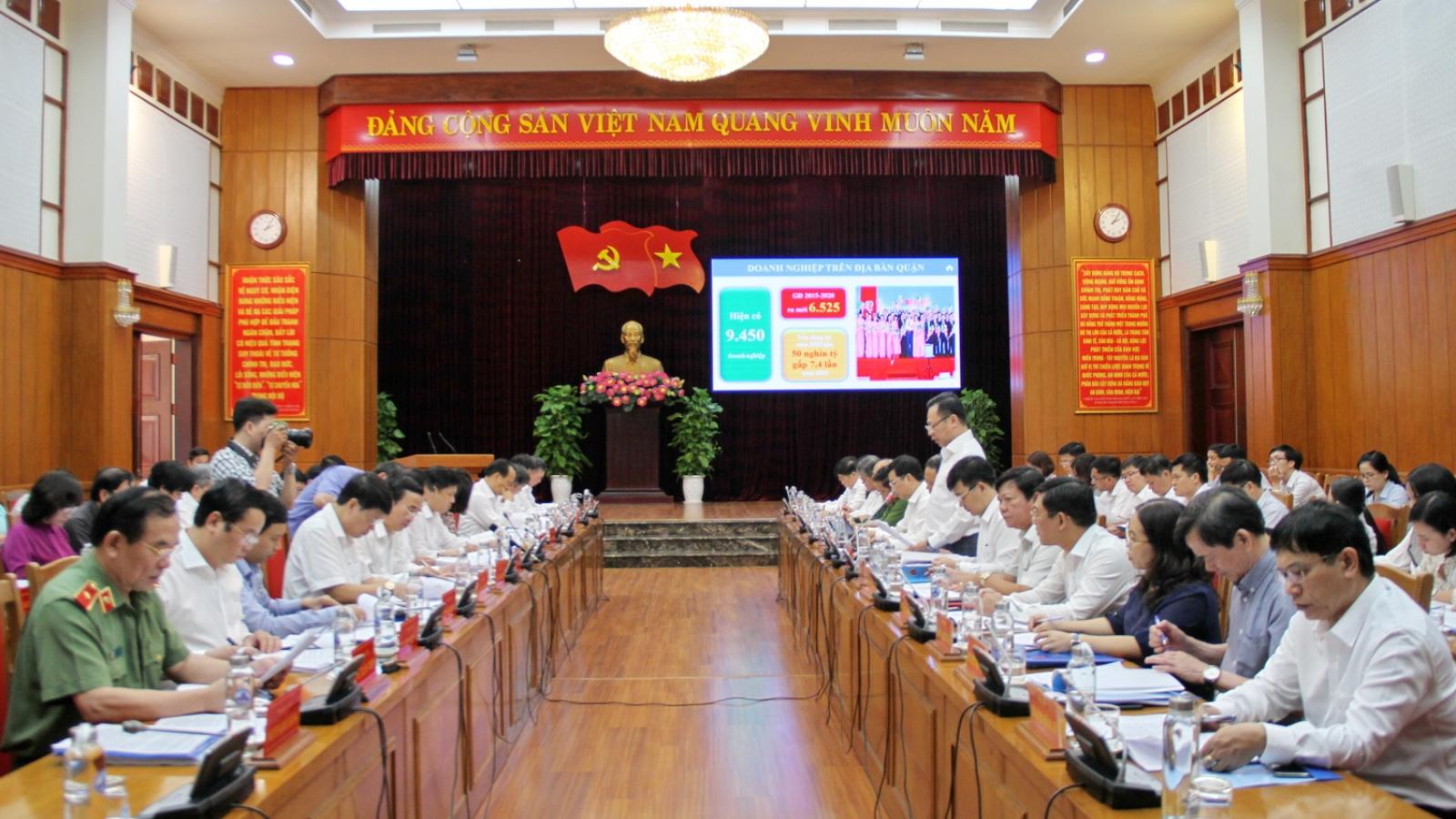 Đà Nẵng tập trung xây dựng Hải Châu thành quận văn minh, hiện đại