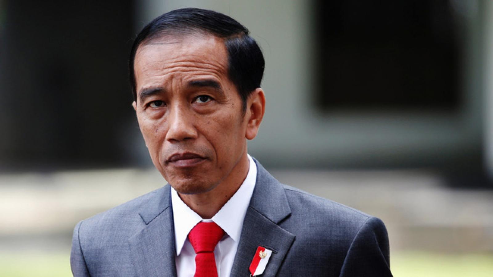 """Tổng thống Indonesia lên án vụ tấn công tại nhà thờ Công giáo là """"hành vi khủng bố"""""""