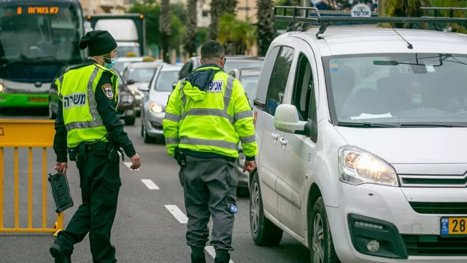 Israel tăng cường an ninh trước bầu cử