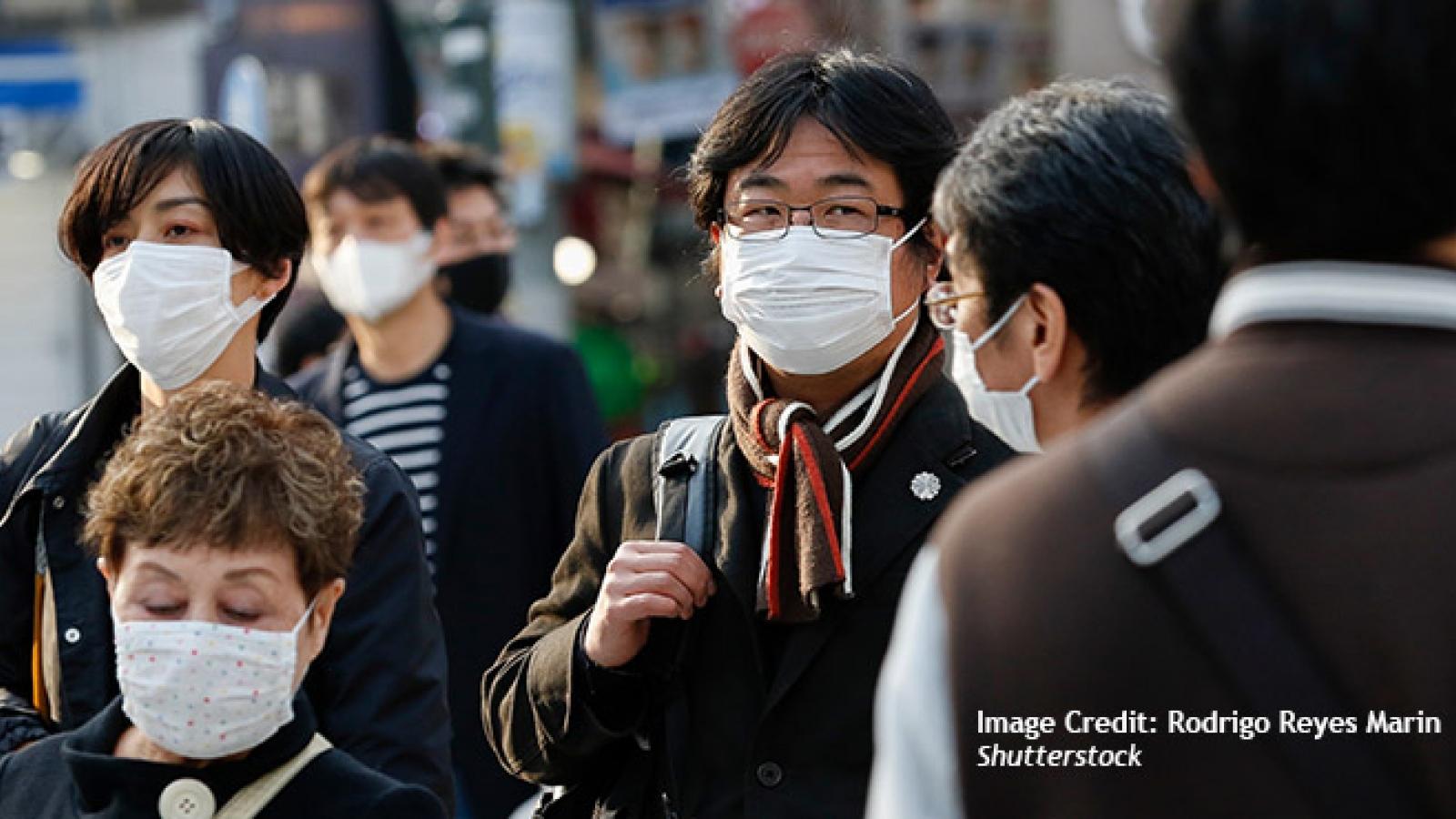 Nhật Bản mở rộng tình trạng khẩn cấptại khu vựcthủ đô Tokyovà 3 tỉnh lân cận