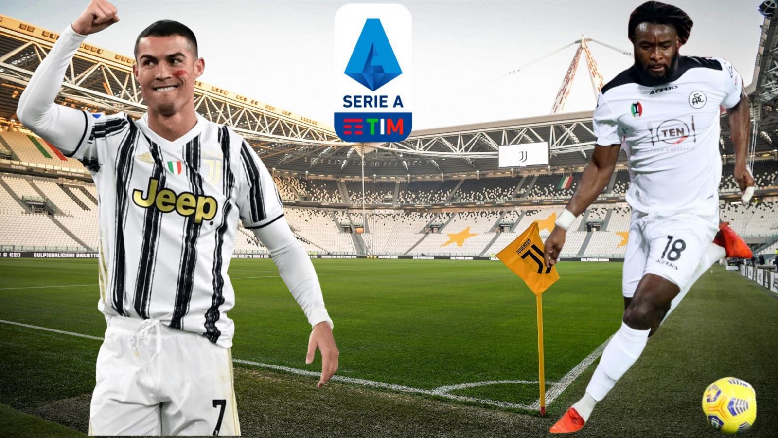 Dự đoán kết quả, đội hình xuất phát trận Juventus - Spezia