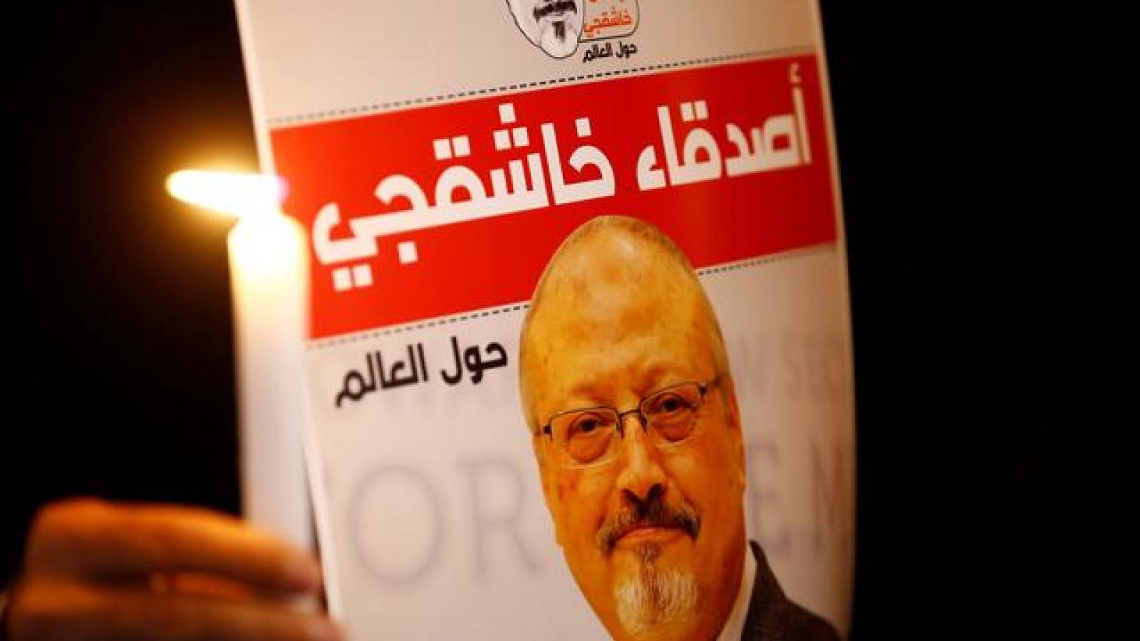 Mỹ không trừng phạt thêm Saudi Arabia: Vụ án nhà báo Khashoggi khép lại?