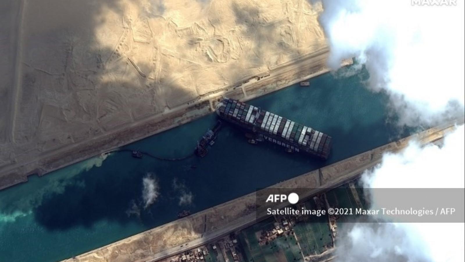 Kênh đào Suez quan trọng như thế nào đối với hoạt động xuất nhập khẩu của Việt Nam?