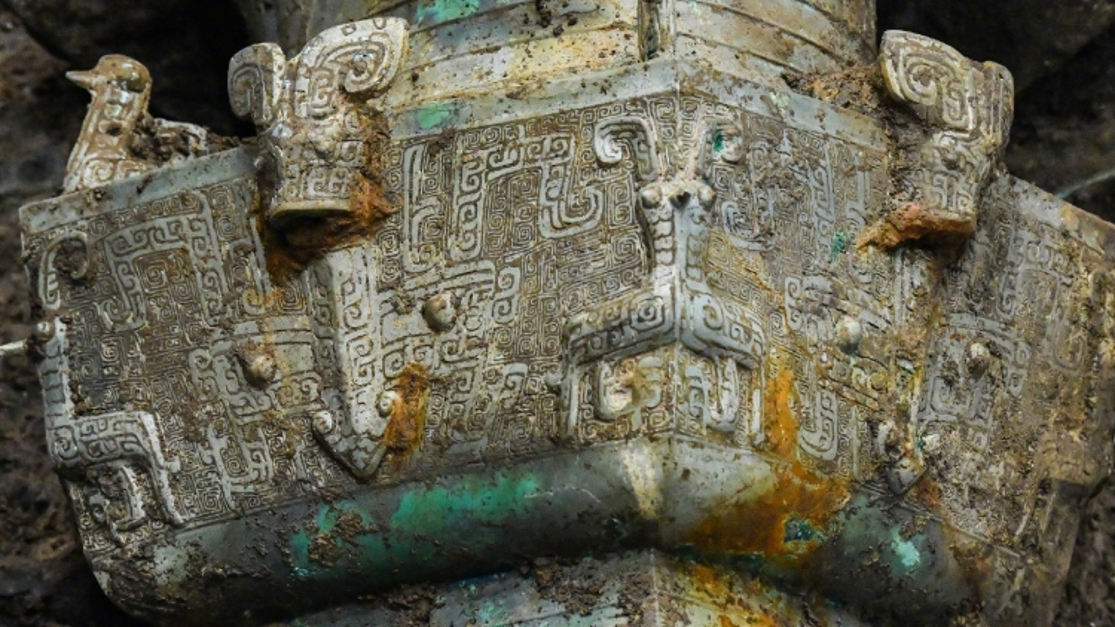 Trung Quốc phát hiện hàng trăm cổ vật có niên đại 3.000 năm