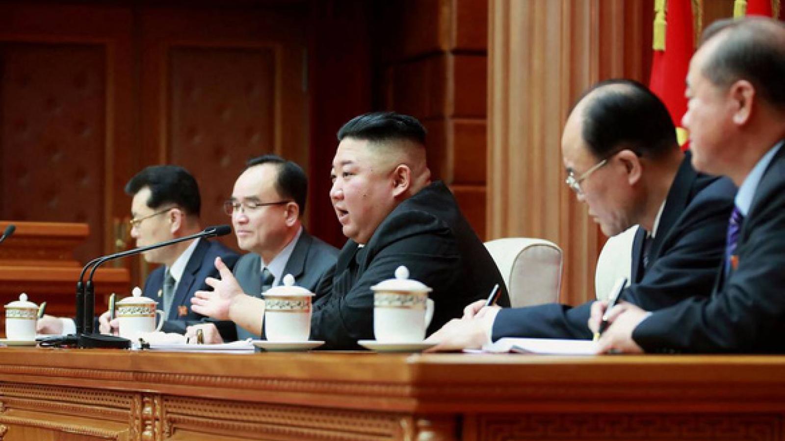 Báo hiệu thay đổi lớn trong chính sách của Mỹ đối với Triều Tiên từ chi tiết nhỏ