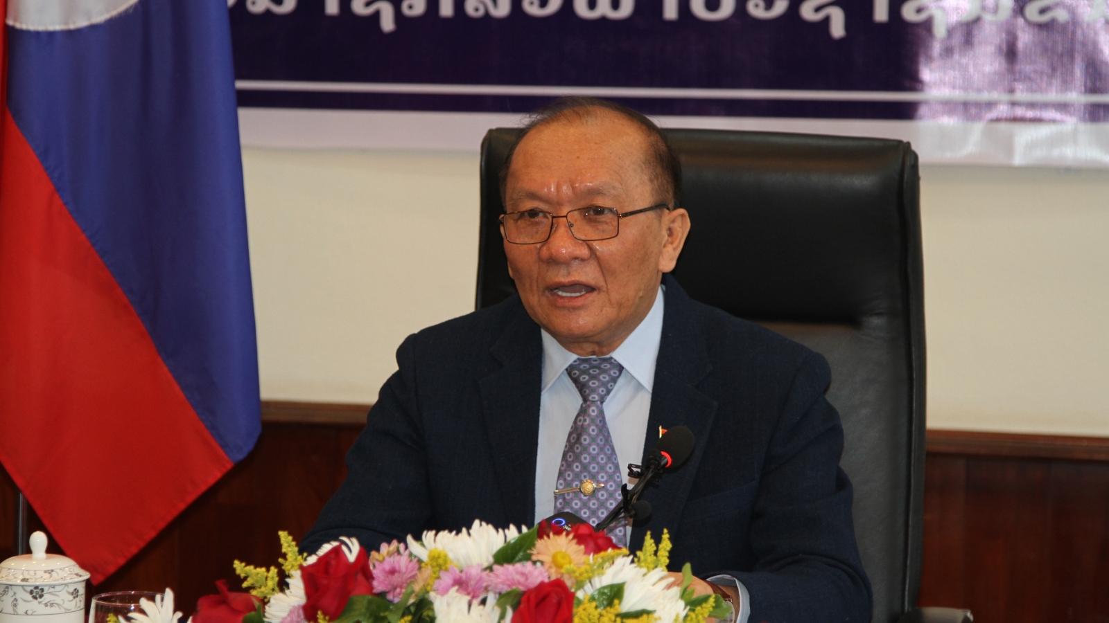 Lào công bố kết quả bầu cử Đại biểu quốc hội khóa IX