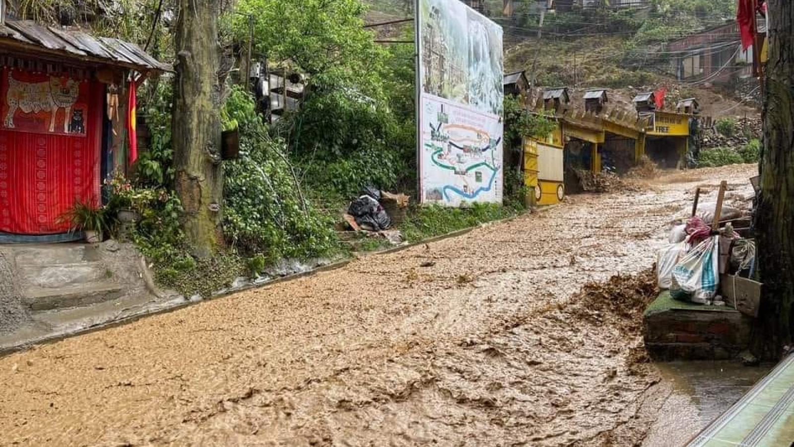 Rét đậm, rét hại bao phủ Lào Cai