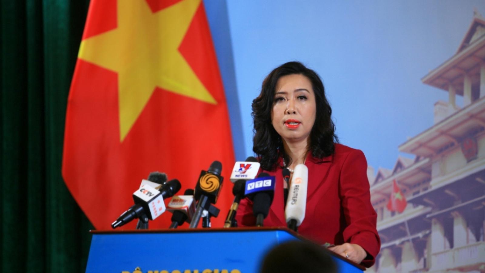 Việt Nam hoan nghênh Libya bầu Chính phủ lâm thời
