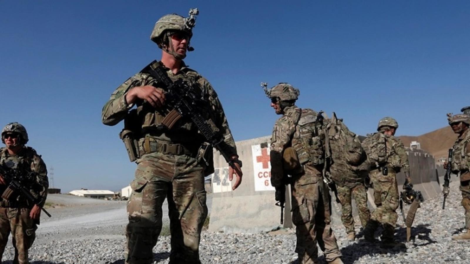 Mỹ thông báo tiến độ rút quân khỏi Afghanistan