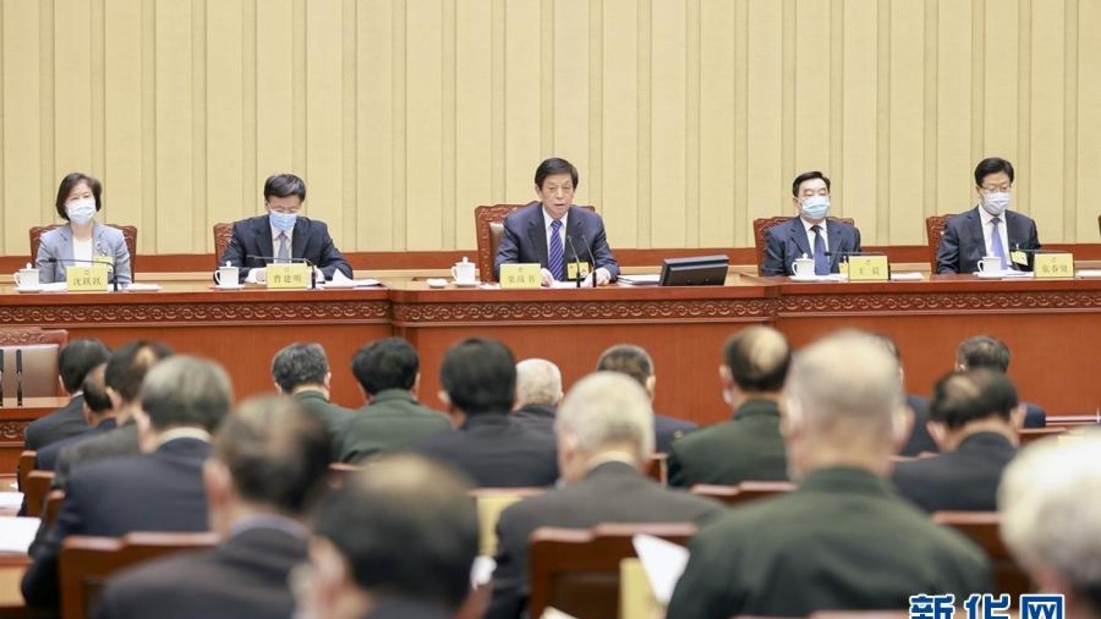 Trung Quốc thông qua sửa đổi luật về cải cách bầu cử ở Hong Kong