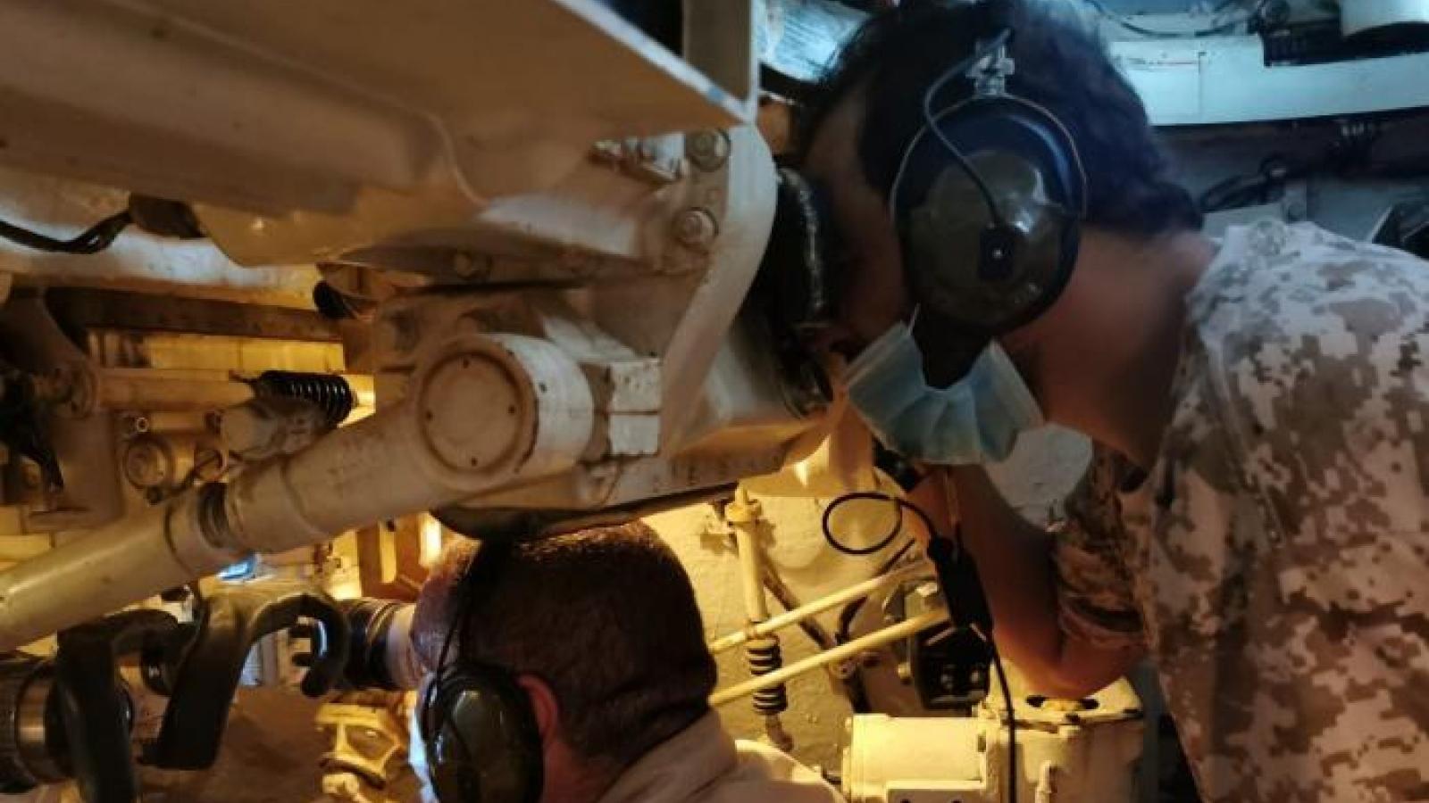 Thổ Nhĩ Kỳ tiếp tục chương trình huấn luyện quân sự ở Libya