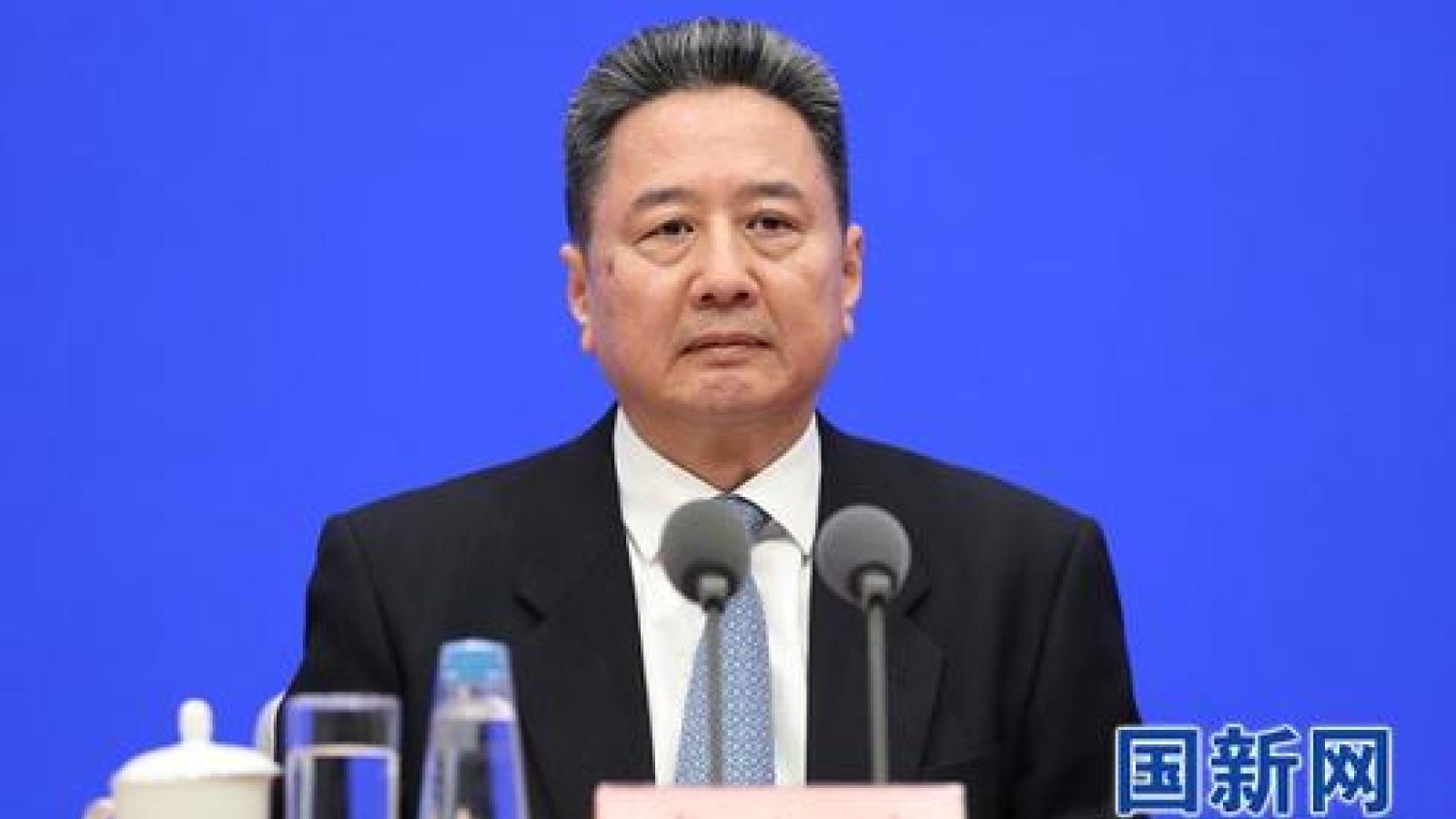 Trung Quốc đặt mục tiêu trở thành cường quốc về giao thông vào giữa thế kỷ 21