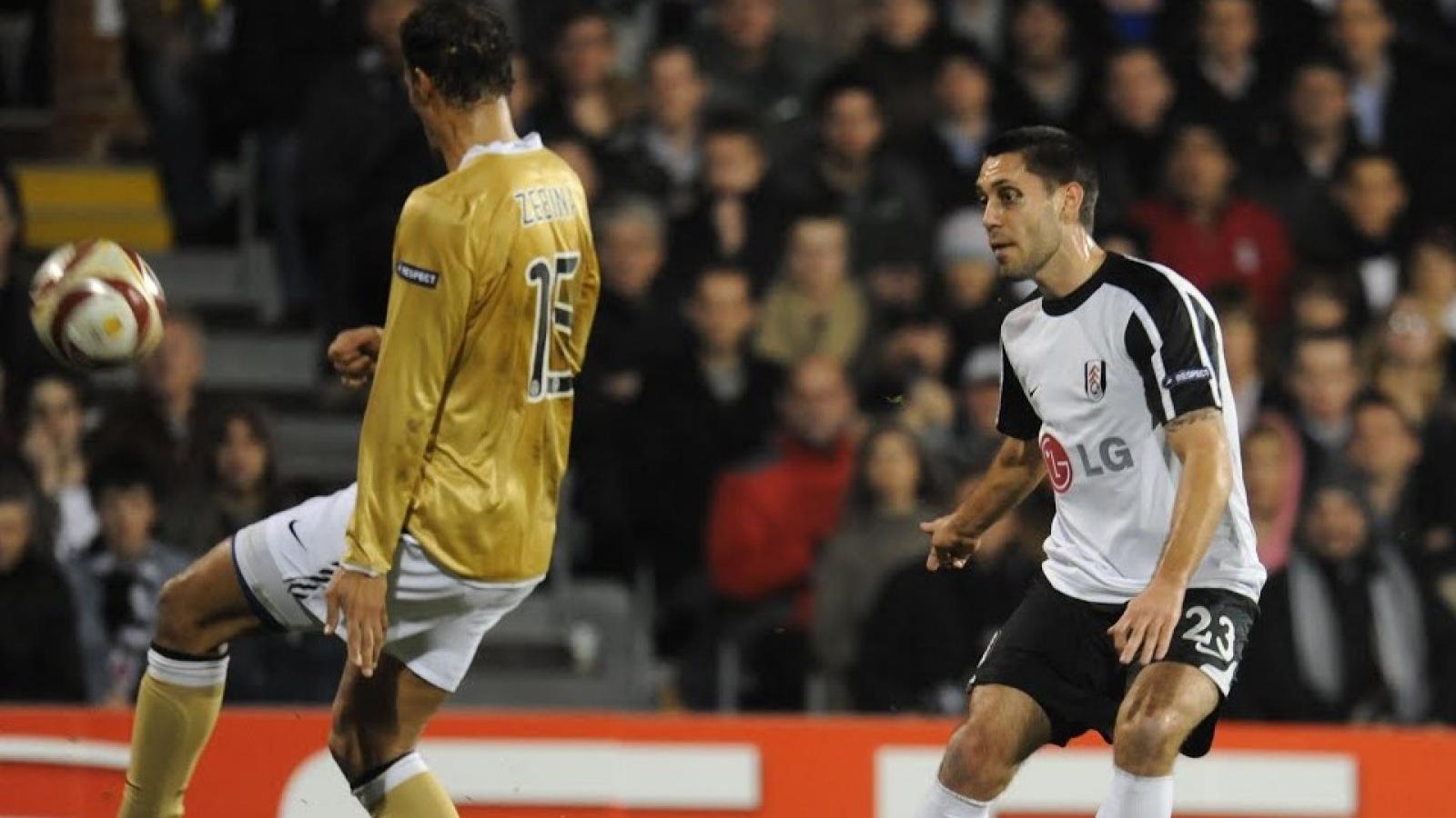 """Ngày này năm xưa: Juventus """"thảm bại"""" trước đội bóng tầm trung Ngoại hạng Anh"""