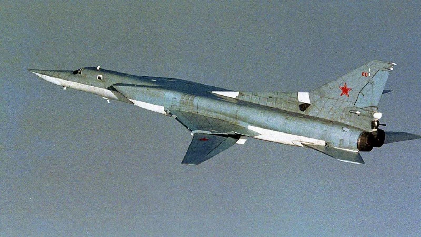 3 quân nhân Nga thiệt mạng do máy bay ném bom Tu-22M3 gặp trục trặc