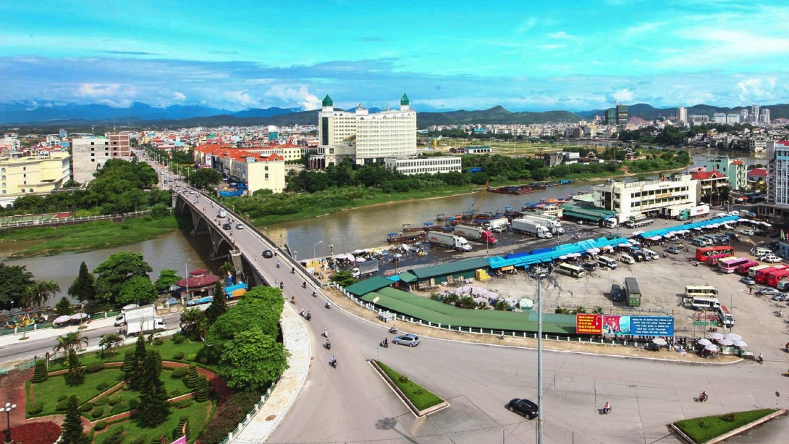 Thủ tướng phê duyệt điều chỉnh Quy hoạch chung xây dựng Khu kinh tế cửa khẩu Móng Cái