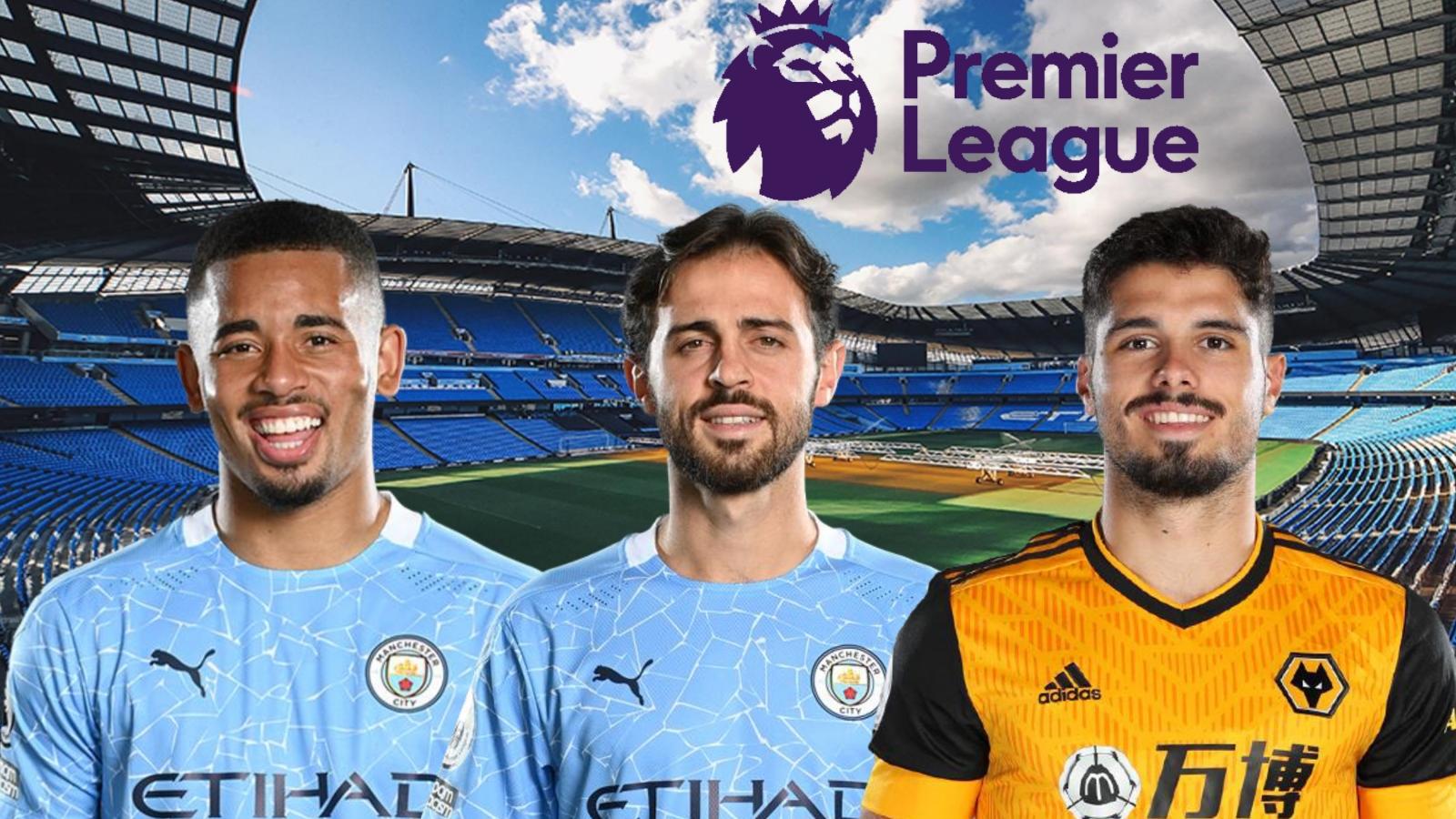 Dự đoán kết quả, đội hình xuất phát trận Man City - Wolves