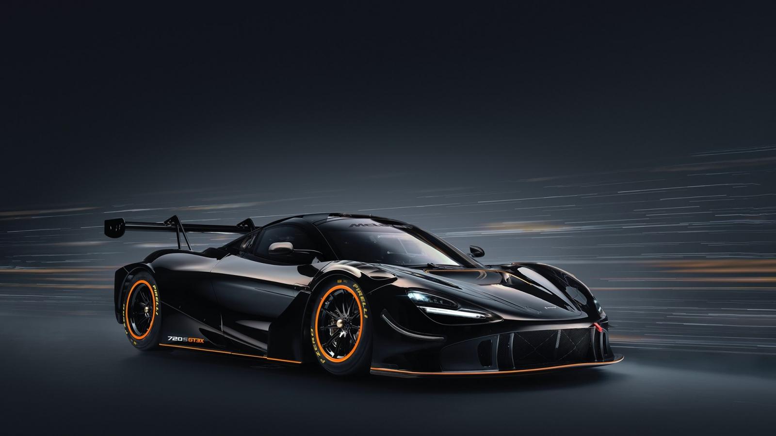 """""""Đồ chơi đường đua"""" McLaren 720S GT3X ra mắt"""