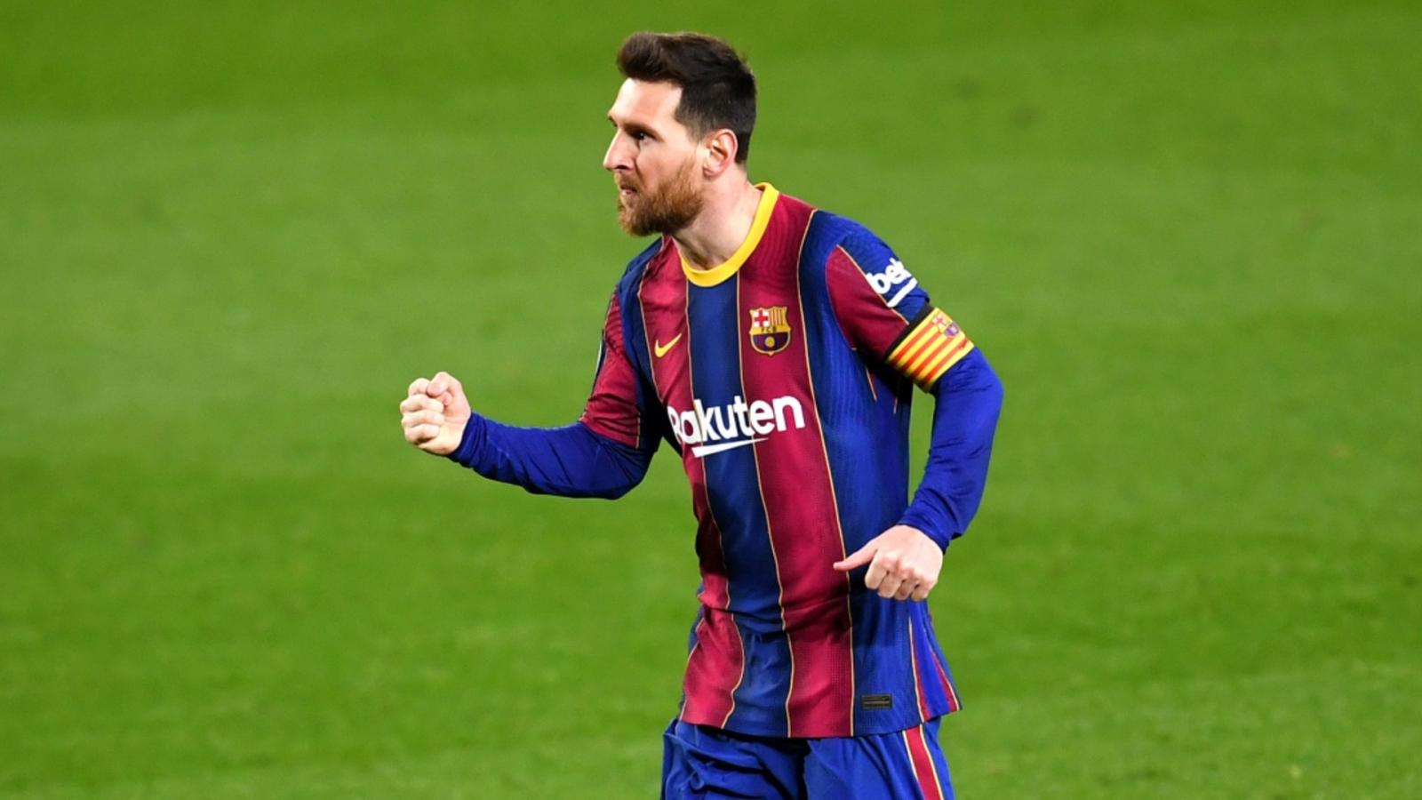 """Messi cân bằng kỷ lục """"Cầu thủ ra sân nhiều nhất cho Barca"""" của Xavi"""