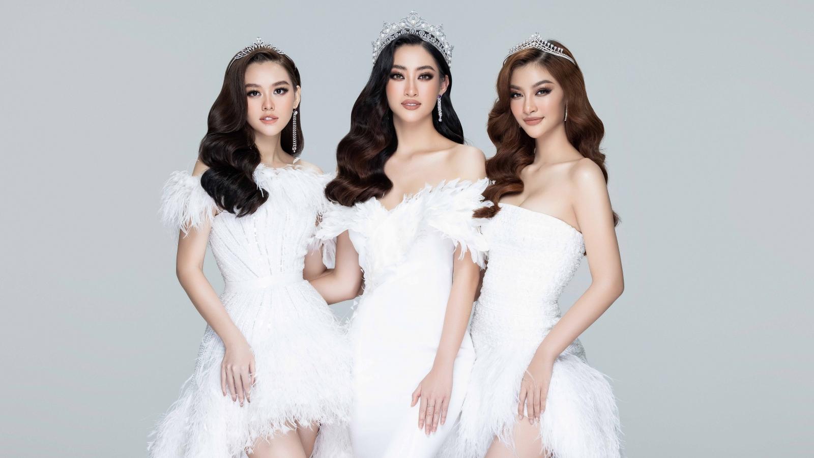 Nhan sắc Top 3 Miss World Vietnam 2019 sau gần 2 năm đăng quang