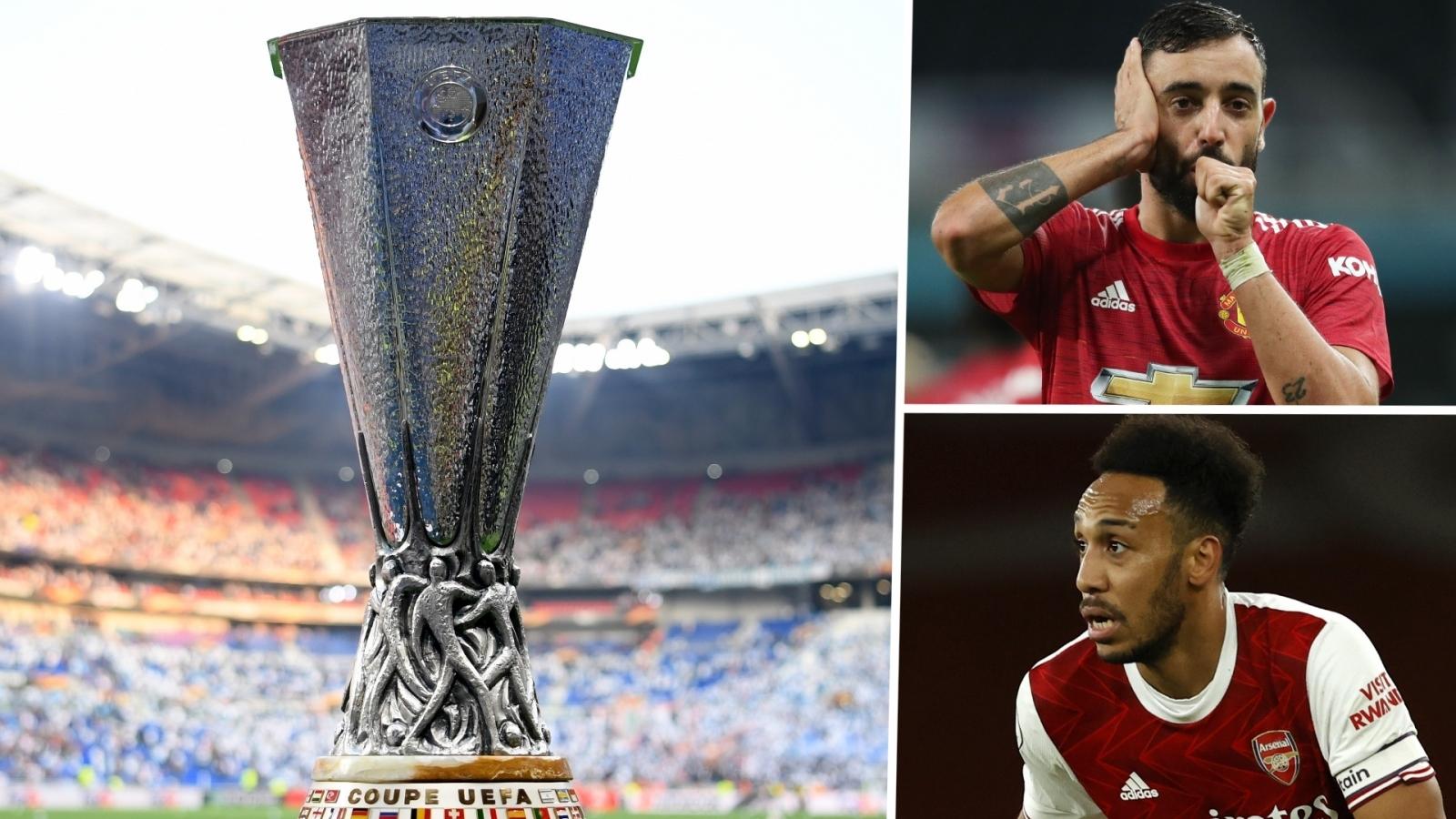 MU và Arsenal có thể tạo ra trận chung kết Europa League toàn Anh