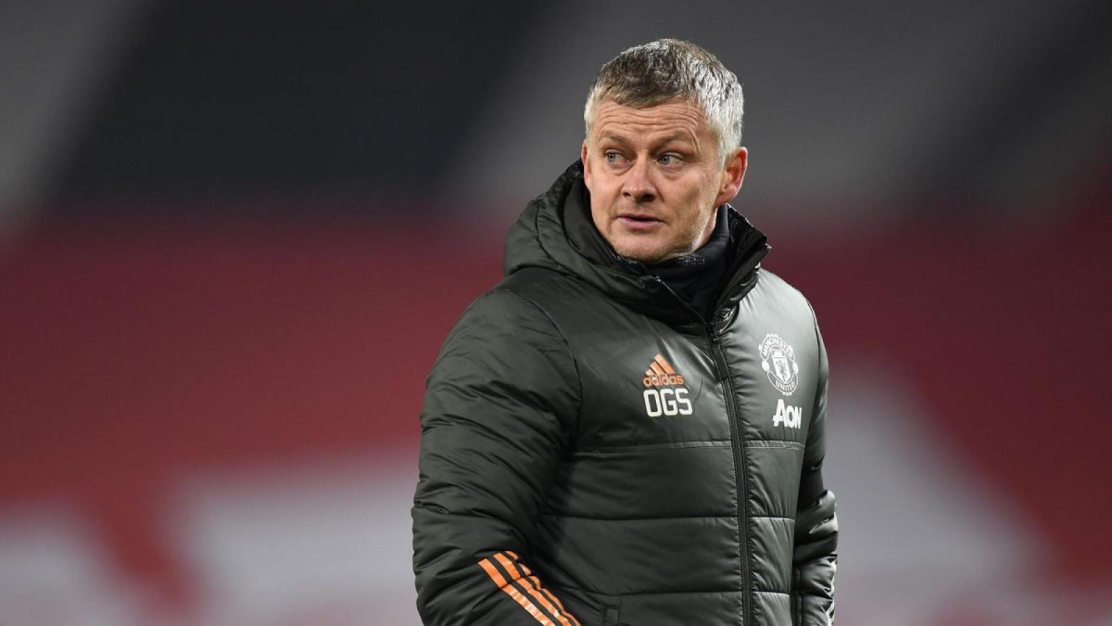 """Dù MU có """"trắng tay"""", HLV Solskjaer vẫn được gia hạn hợp đồng"""