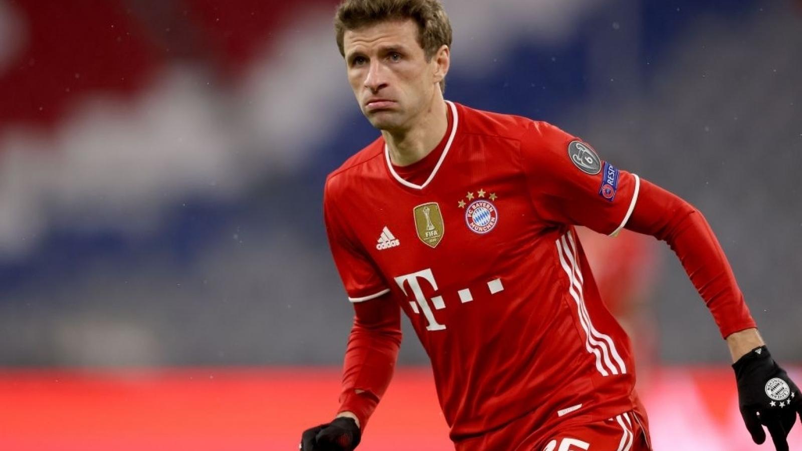 """""""Huyền thoại sống"""" của Bayern úp mở khả năng rời đội bóng"""