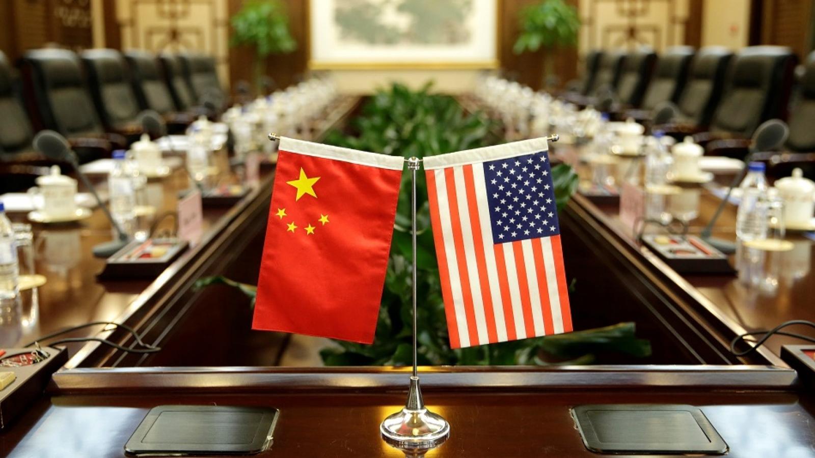 Đối thoại chiến lược cấp cao Mỹ-Trung: Căng thẳng ngay từ khi chưa bắt đầu